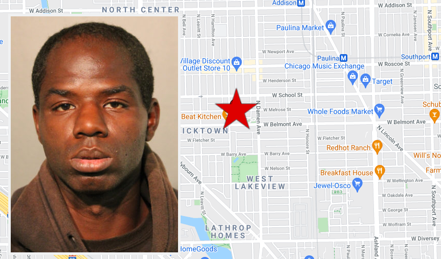 Man attacked woman in Roscoe Village after she asked him to stop pleasuring himself on the street, prosecutors say - CWB Chicago